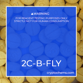 2C-B-FLY Pellets (10mg)