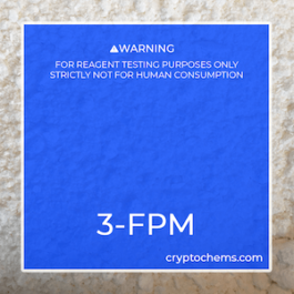 3-FPM Crystals