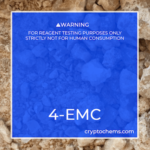 4-EMC Crystals