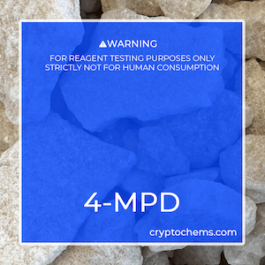 4-MPD Crystals
