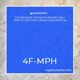 4F-MPH Crystal