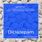 Diclazepam Pellets (1mg)