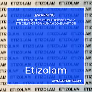 Etizolam-Blotters